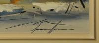 Marcellin Dufour signature