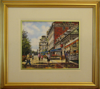 Patrice Primiano 10 x 12 Hotel Nelson tableau