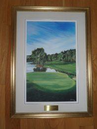 Germain Gratton (l'artiste du golf)