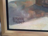 HUMBERTO PINOCHET  ( 1956-         )
