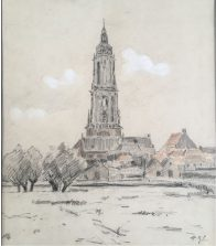 "Frederick Coburn ""Rhenen"", c 1903"