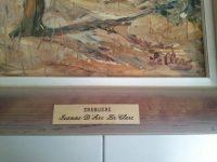 JEANNE D'ARC LECLERC (1920-2016 )