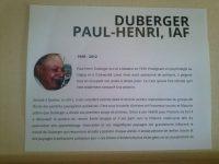 PAUL-HENRI  DUBERGER  I.A.F. (1939-2012)