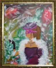 Manon Pouliot artiste peintre autodidacte