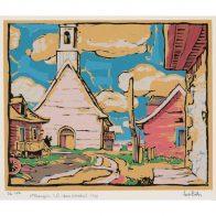 St. Francois by Andre Bieler