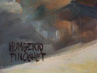 HUMBERTO  PINOCHET  (1956-    )