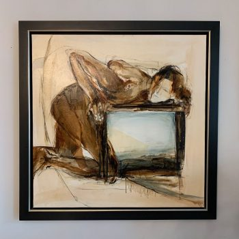 Chantal Lavoie - La Promesse 36 x 36